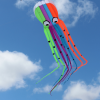 Inflatable octopus kite