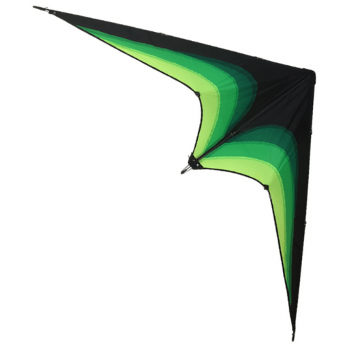 Green hornet stunt kite