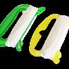 Cotton kite line on handle